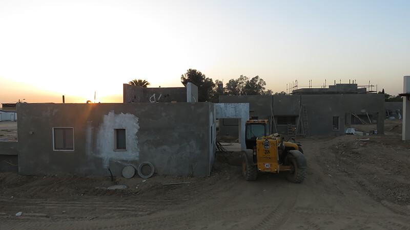 הבנייה-בשכונה-החדשה-של-קיבוץ-נחל-עוז